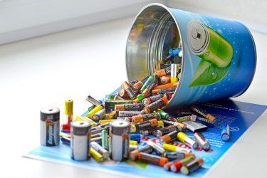 Куда можно сдать отработанные батарейки?