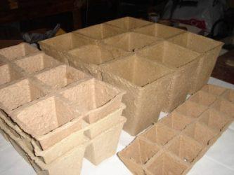 Переработка картона в домашних условиях