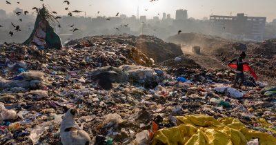 Катастрофическое загрязнение окружающей среды как глобальная проблема?