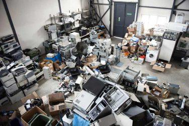 Утилизация оргтехники и оборудования