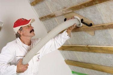 Экологический утеплитель для деревянного дома