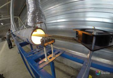Оборудование для производства арматуры из металлолома