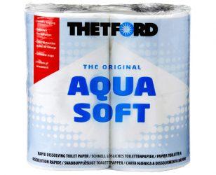 Туалетная бумага растворимая в воде