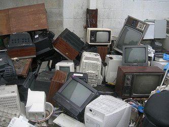 Прием старых телевизоров на запчасти